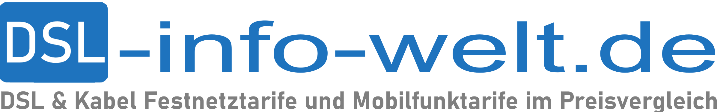 Logo DSL Info Welt Preisvergleich