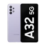 Samsung GALAXY A32 5G Smartphone violett 64G