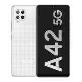 Samsung GALAXY A42 5G Smartphone weiss 128GB