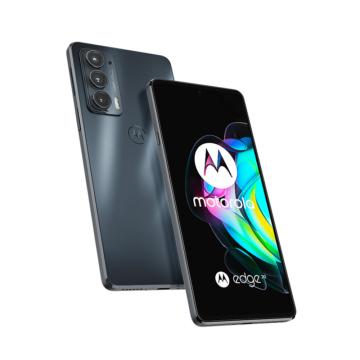 Motorola Edge20 frost grau